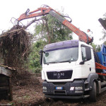 Pulizia area lavori: Grandi smaltimenti